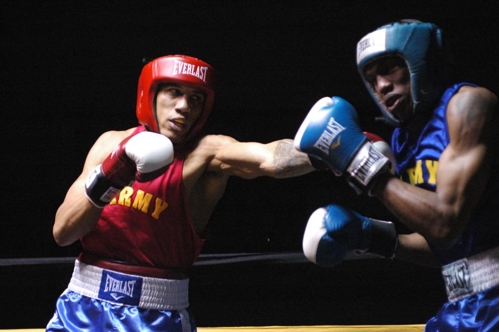 basic boxing punches